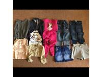 Bundle of Autumn and winter clothes Age 4 and 4-5 years