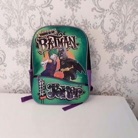 LEGO Batman Bag ***Brand NEW***