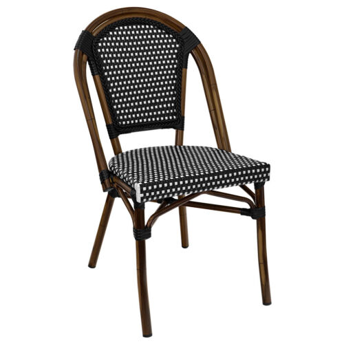 New Palmetto Aluminum Bistro-Style Outdoor Chair