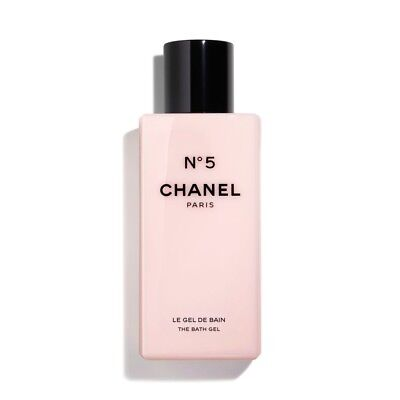 De La Creme Body Cream - Chanel N°5 The Cleansing Cream La Creme DE Douche Velvet Body Cleanser 200ml