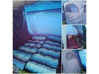Excellent condtion rivendale 800 xl air tent