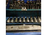 Signet 1/2 Allen keys 4mm to 17mm