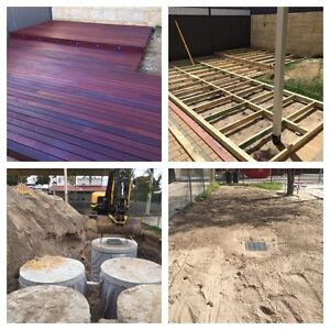 WESTSTRUCT- Excavation, Carpentry & Building Services High Wycombe Kalamunda Area Preview