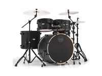 MAPEX MARS Rock Fusion Kit. 22/8/10/12/16/14 Snare Nightwood