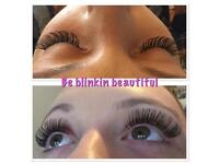 Individual Eyelash Extensions and Russian Volume Lashes Bristol (Be blinkin beautiful)