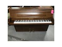 Bentley Dark Oak Upright Piano