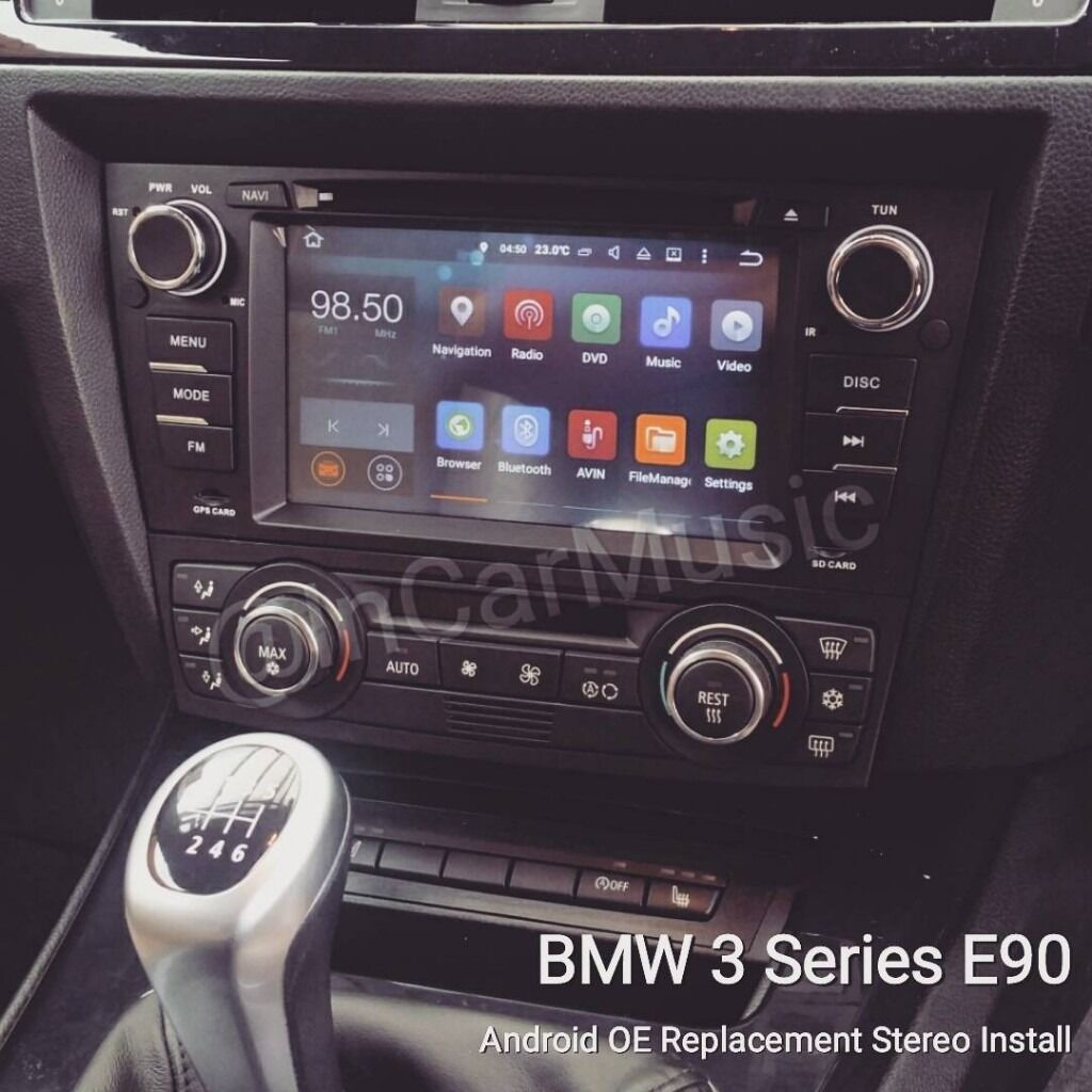 London Car Audio Installer Stereo Installation Alarms How To Install Tracker Reverse Sensors Camera