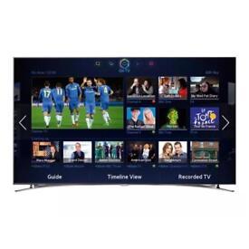 "Samsung 55""3D Series 8 Smart TV UE55F8000ST"