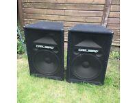 Carlsbro Passive Speakers 500 watt