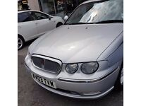 rover 75. 12 months moti 69000 miles 1.8 petrol