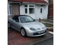 2005 MGTF LOW LOW MILES GOOD CONDITION 2 OWNERS