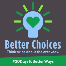 image for Our 20 Day Challenge #20DaysToBetterWays #secondhandsaves