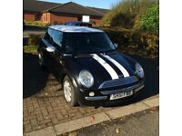 Mini Cooper one 1.6 ,good condition 106k done long mot