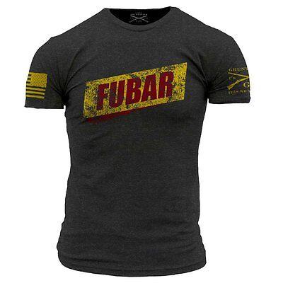 Fubar Grunt Style Graphic T Shirt