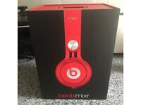 Brand New Beats Mixr Red