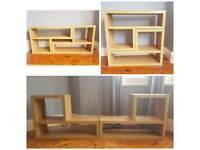 Storage unit / book shelf / TV unit