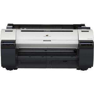 """Canon imagePROGRAF iPF670 24"""" Large-Format Inkjet Printer Plotter"""