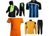 Boxing Gloves & Football Kits
