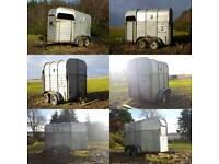 Rice Horsebox Field Shelter