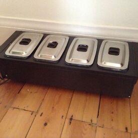 Electric Hostess Tray