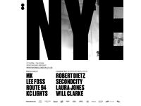 Printworks NYE Tickets x2