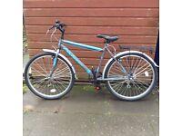 Mens Falcon Explorer Bike New