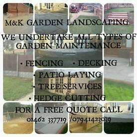 M&K Garden Landscaping