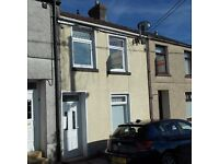 A three bedroom property in the popular area of Georgetown Tredegar. £425pcm, bond and reference req