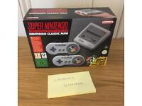 SNES Classic Mini (Super Nintendo) BRAND NEW