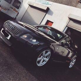 Audi TT Quattro 1.8