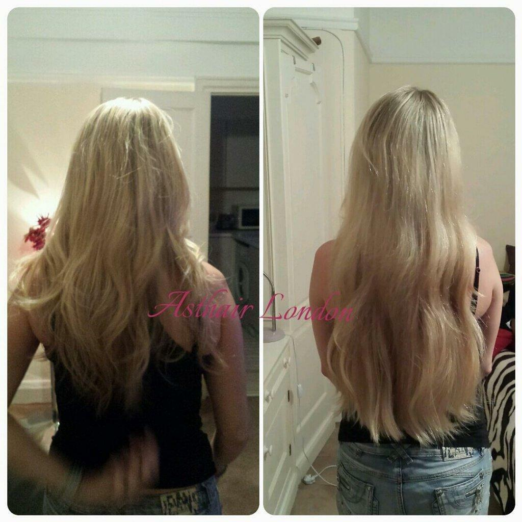 Russians Micro Ringglue Hair Extensions Wig Creation La Weave