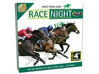 A Genuine Chatwell Game Host Your Own Race Night DVD Game
