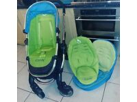 I candy sweet pea stroller