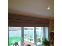 Roman Blinds for sale as job lot or individually