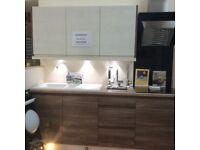 EX DISPLAY KITCHEN UNITS FOR SALE