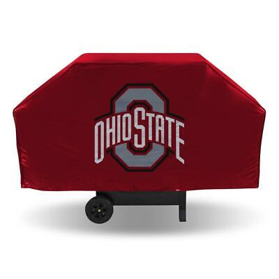 Ohio State Buckeyes Vinyl Grill Cover [NEW] NCAA BBQ Barbecue Cook -