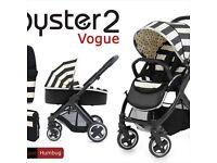 Oyster 2 pram/pushchair