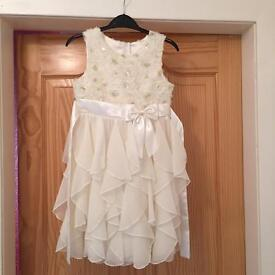 Girls Dresses Aged 6 & 7 Individually Priced.