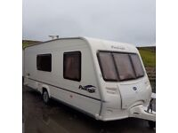Bailey Pageant Moselle,L shape front 4 berth,end bathroom,high spec.