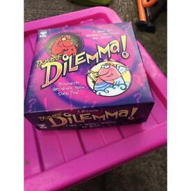 Double Dilemma retro game