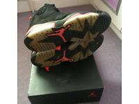 Nike air Jordan 6 Infared