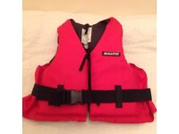 Childrens' life jackets (4) Perfect condition, children have outgrown them.