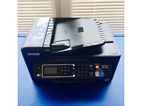 EPSON 4-in-1 compact home office wireless printer