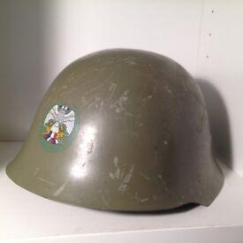 Army Helmet Serbian Ex Yugoslavia