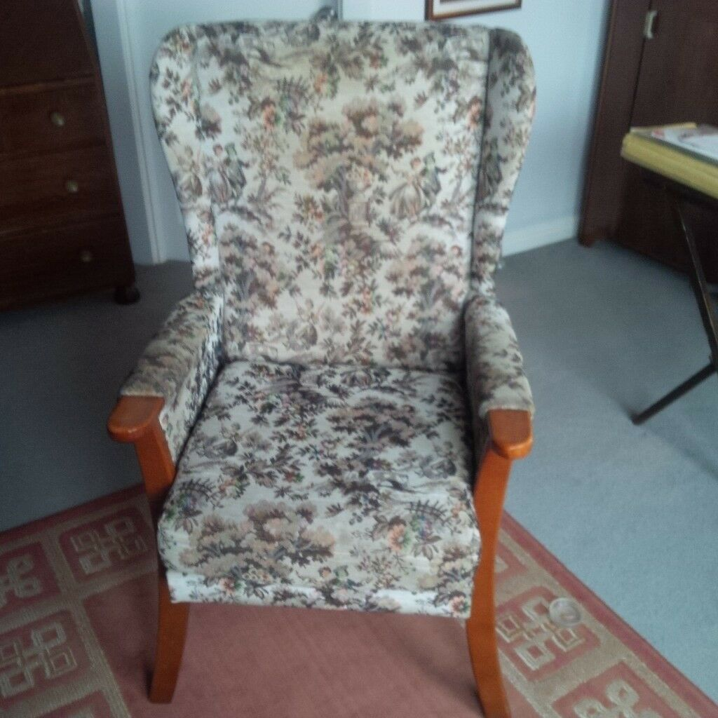 Upright Armchair | in Paisley, Renfrewshire | Gumtree