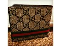 Gucci / Armani Mens Wallets