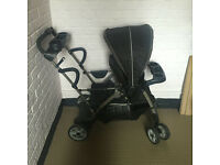 Graco Roomfor2 Sit and stand Double/triple stroller