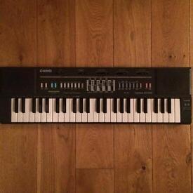 Casiotone MT-205 vintage keyboard