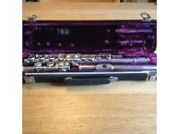 Buffet Crampon Flute - hardcase - made in England