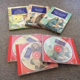 Children's Ladybird classic books & CDs